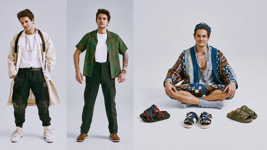 ACRONYM fashion Fear of God gq GQ Magazine John Mayer จอห์น เมเยอร์ แฟชั่น