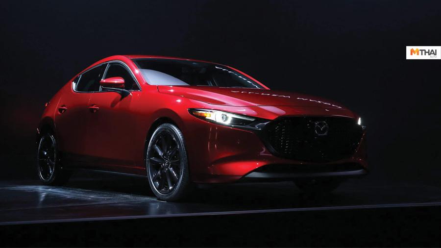 Mazda Mazda3 2019 SkyActiv G122 SkyActiv X181 AWD AT GT Plus SkyActiv-G SKYACTIV-X สเป็คยุโรป