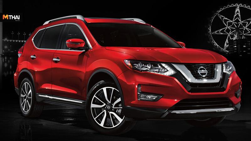 All New Nissan X-Trail nissan Nissan X-Trail Nissan X-Trail 2019 suv ข่าวรถยนต์ นิสสัน นิสสัน เอกเทรล รถเอสยูวี รถใหม่ เปิดตัวรถ เปิดตัวรถใหม่
