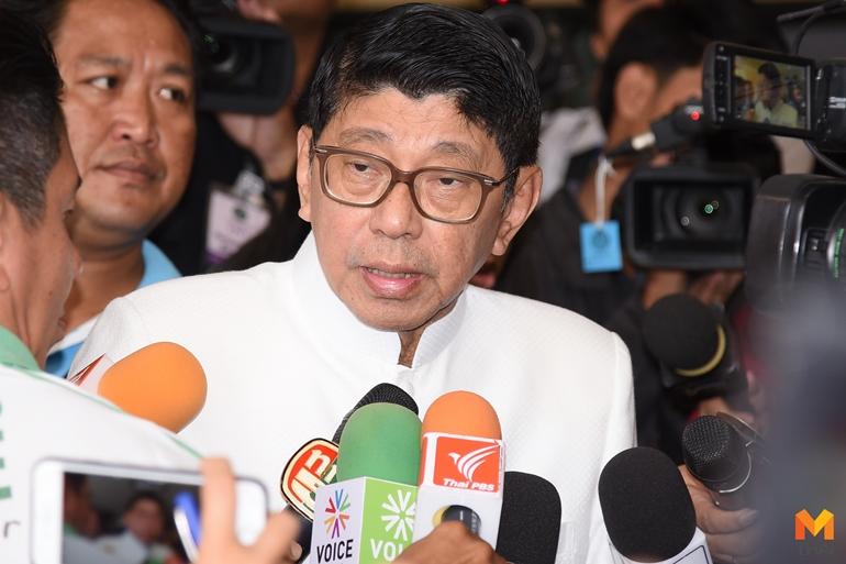 กรรมการบริหาร ข่าวMono29 นายวิษณุ เครืองาม พรรคไทยรักษาชาติ เลือกตั้ง62