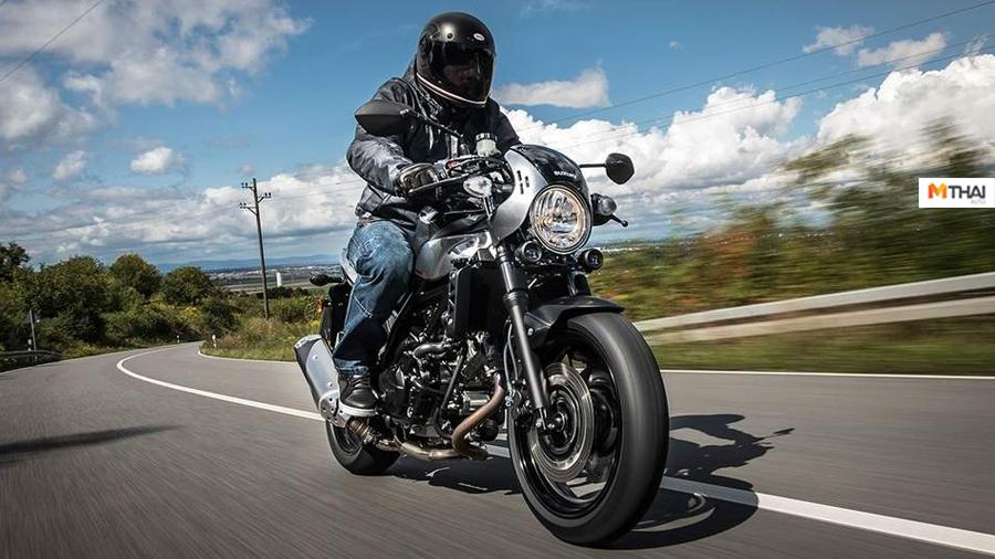 Bangkok Motor Show 2018 biker Neo Cafe Suzuki SV650X รถ Bigbike