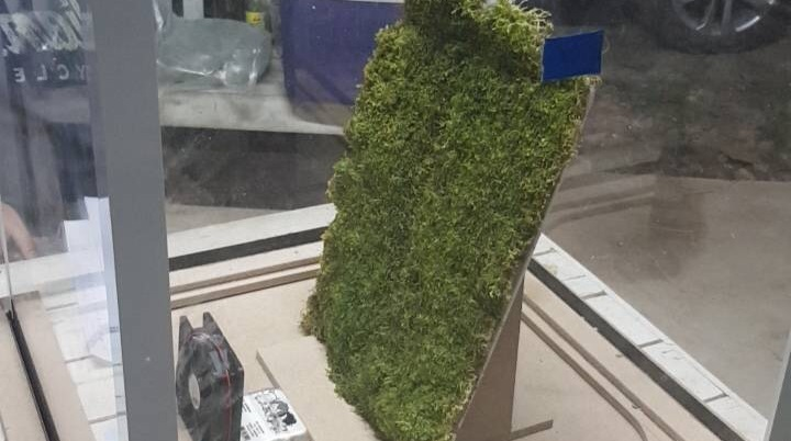PM 2.5 Sky garden ปัญหาฝุ่นควัน ไบโอฟิลเตอร์
