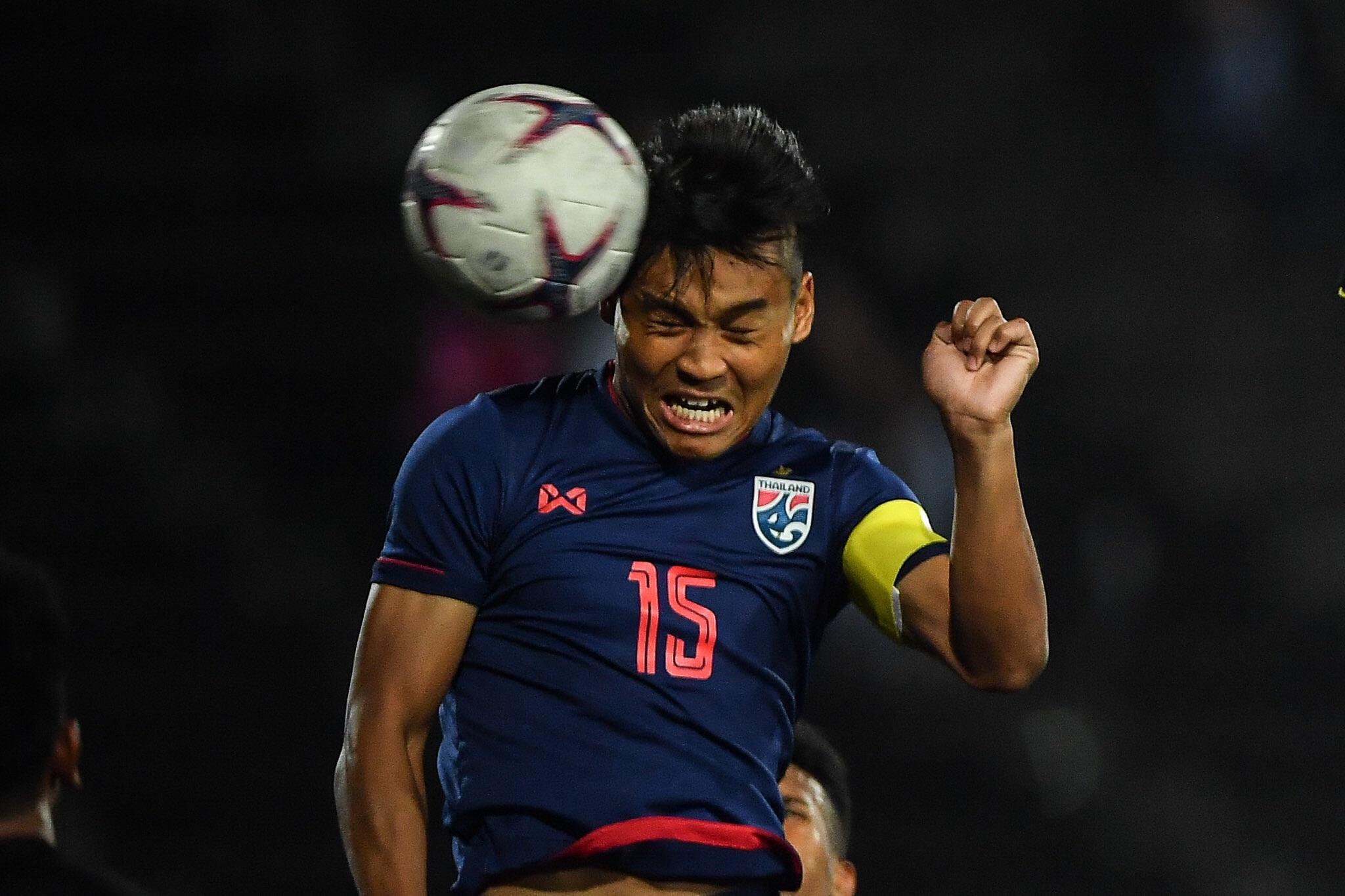 ชิงแชมป์อาเซียน 2019 ทีมชาติไทย U22 ศฤงคาร พรมสุภะ