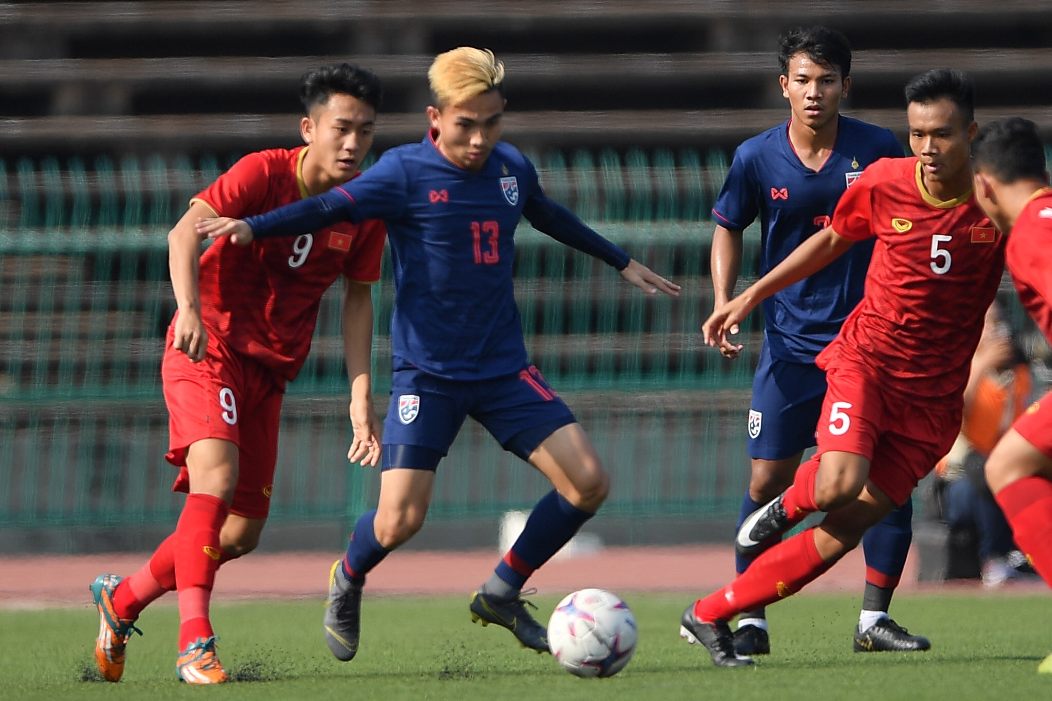 ชิงแชมป์อาเซียน 2019 ทีมชาติเวียดนาม U22 ทีมชาติไทย U22