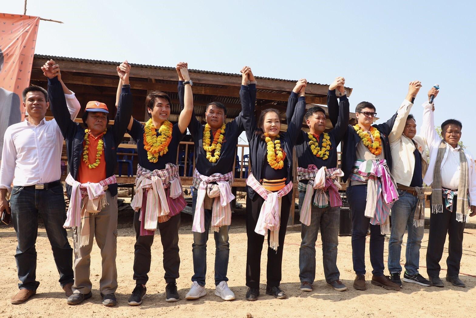 การเมืองไทย พรรคอนาคตใหม่ เลือกตั้ง62