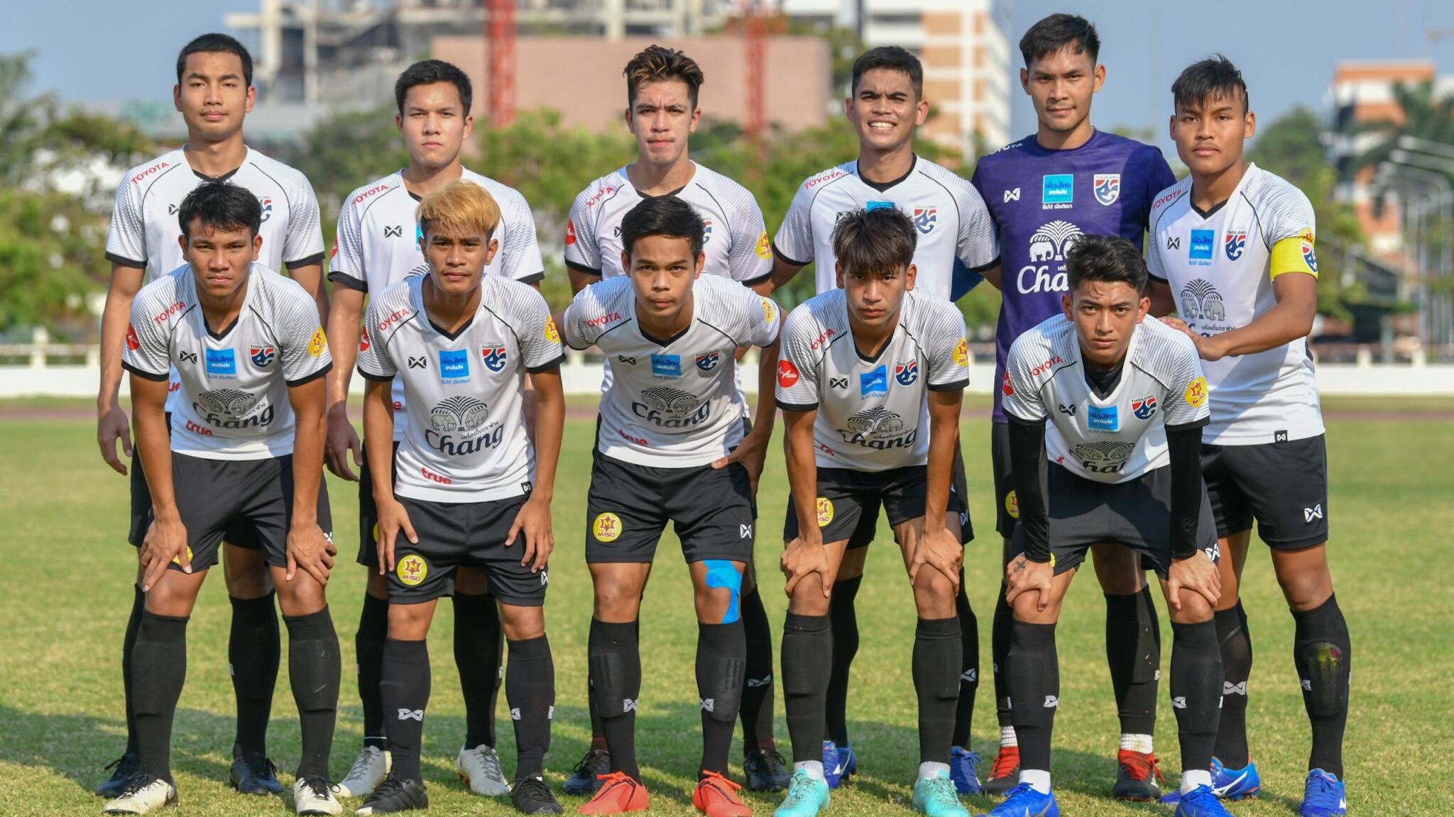 ชิงแชมป์อาเซียน 2019 ทีมชาติไทย U22 อเล็กซานเดร กามา