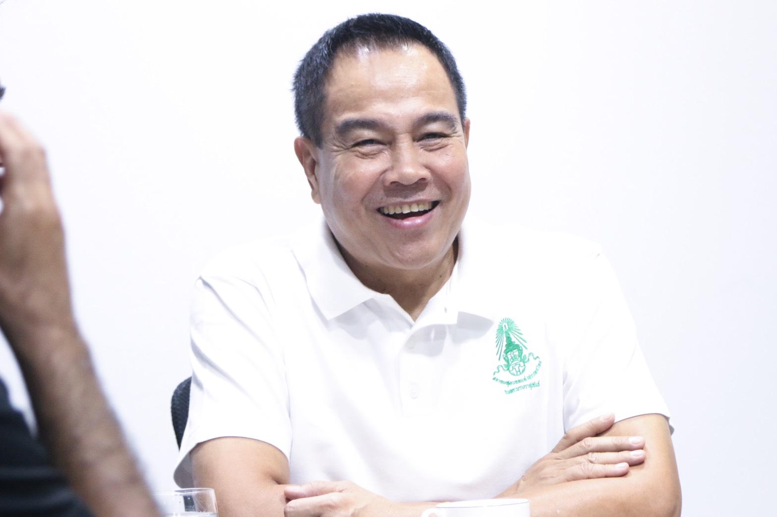 ทีมชาติไทย ศิริศักดิ์ ยอดญาติไทย สมยศ พุ่มพันธุ์ม่วง