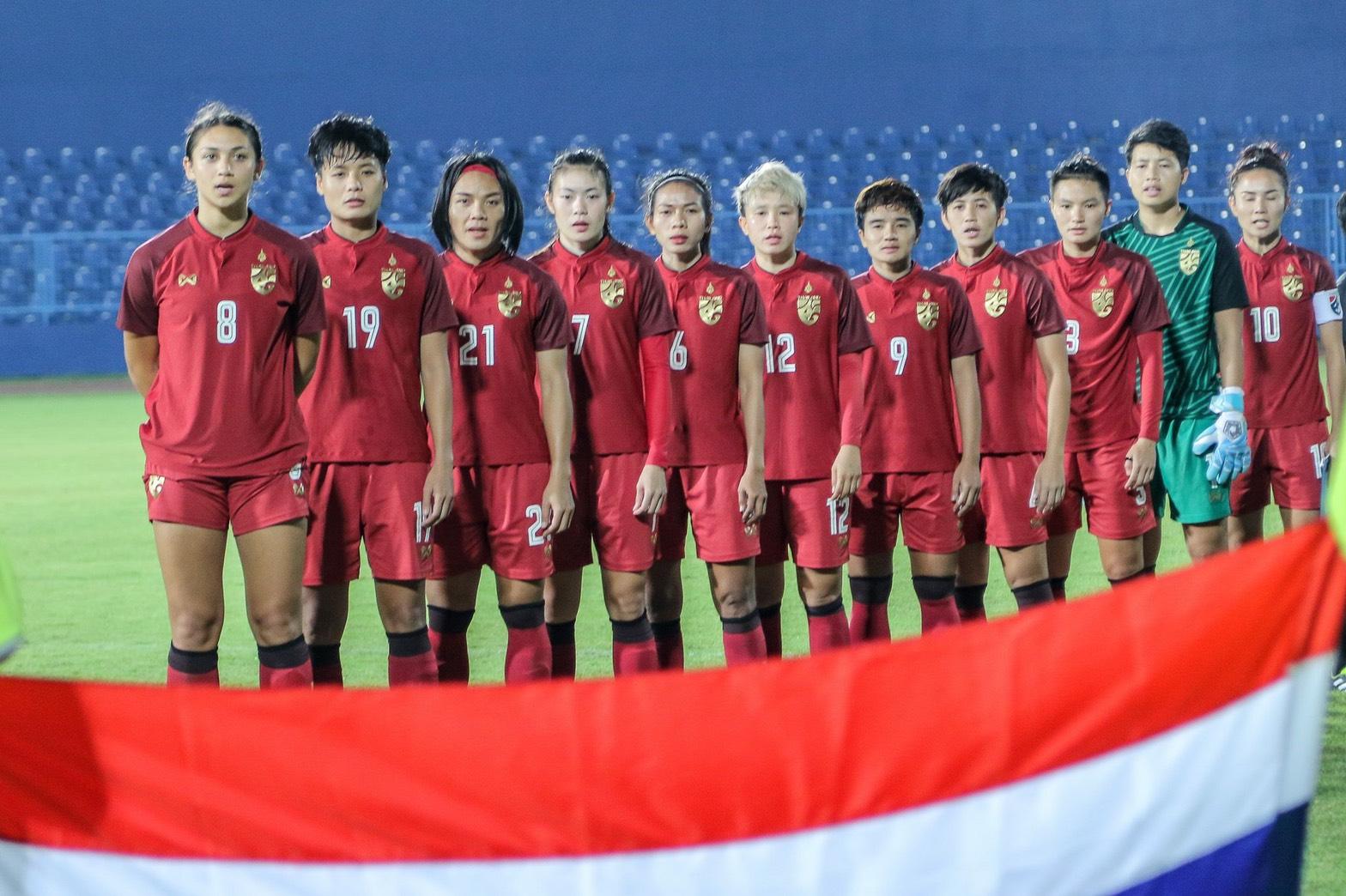 ชบาแก้ว ฟุตบอลหญิงทีมชาติไทย ไซปรัส คัพ 2019