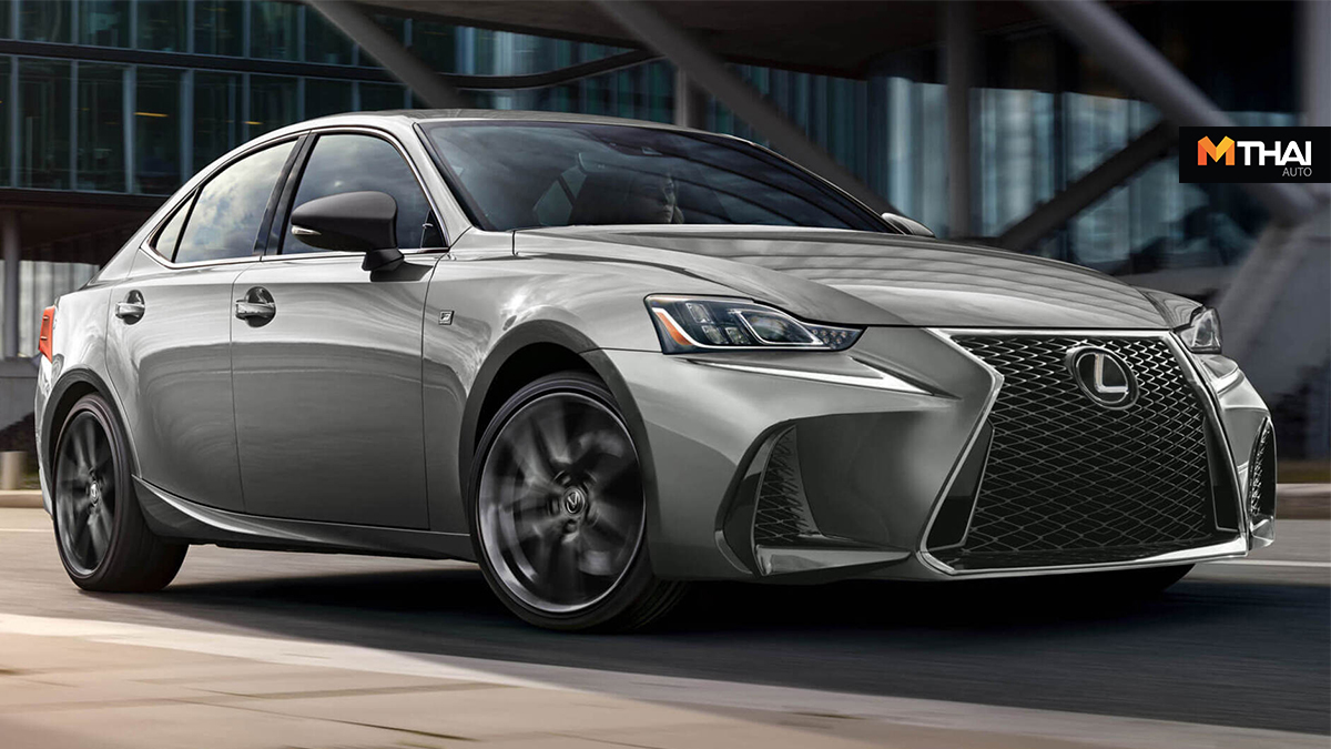 Black Line IS 300 F Sport lexus เล็กซัส