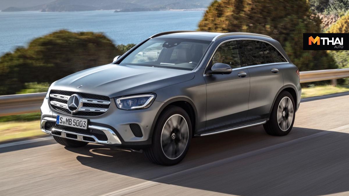 2020 GLC 2020 Mercedes-Benz GLC Mercedes-Benz GLC suv เมอร์เซเดส-เบนซ์