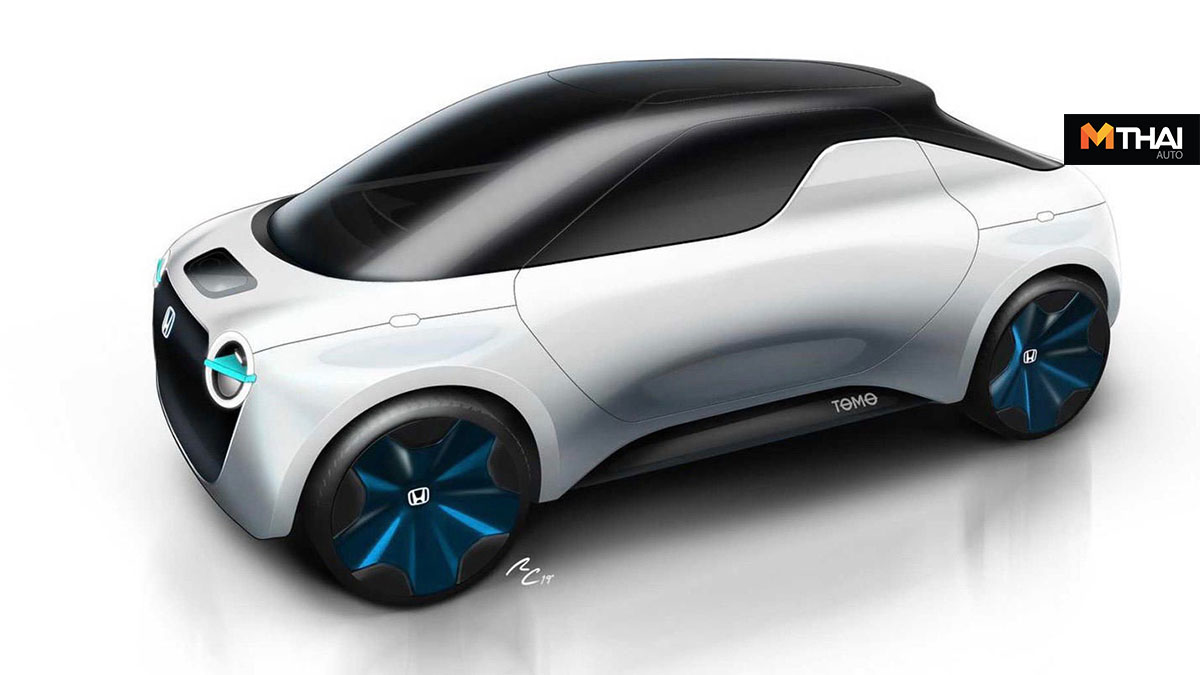 EV HONDA Tomo EV Concept รถกระบะไฟฟ้า รถยนต์ไฟฟ้า