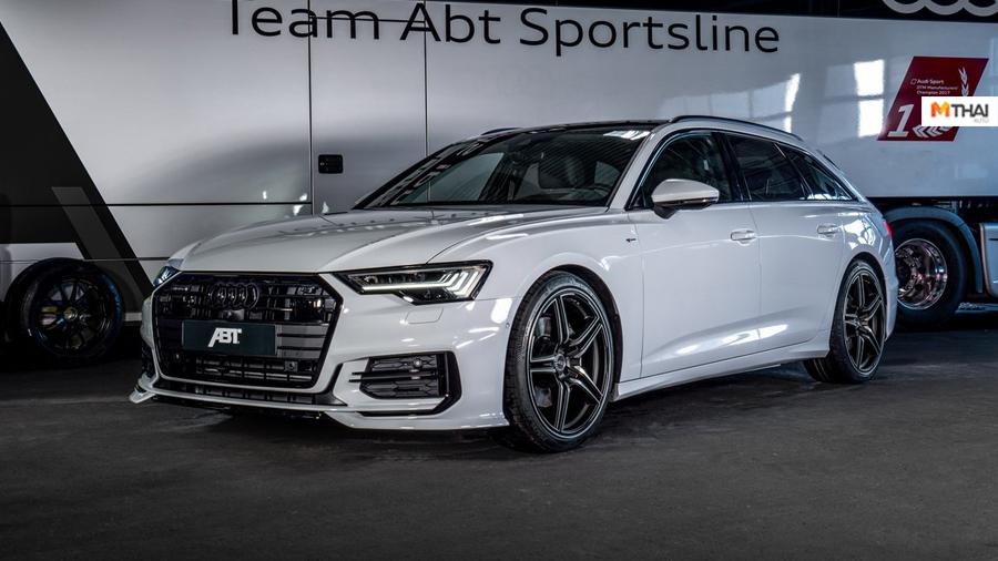 ABT Sportsline Audi A6 Avant Geneva Motor Show สำนักแต่งรถ