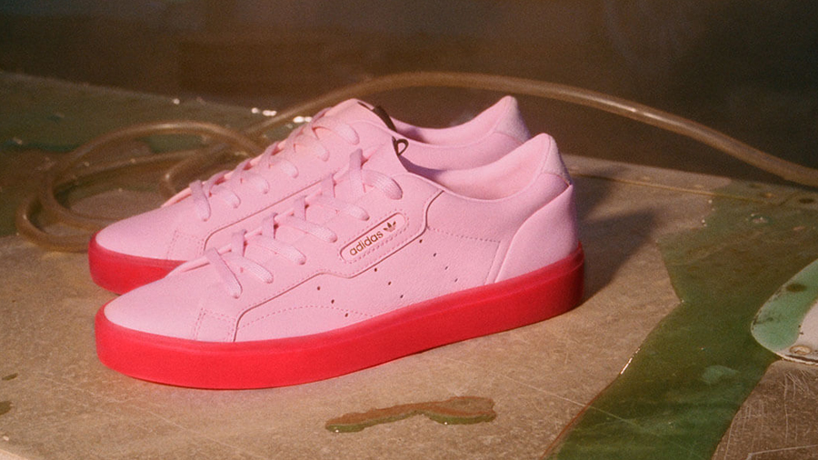 adidas adidas Originals fashion Sleek Sneaker รองเท้า สนีกเกอร์ อาดิดาส แฟชั่น