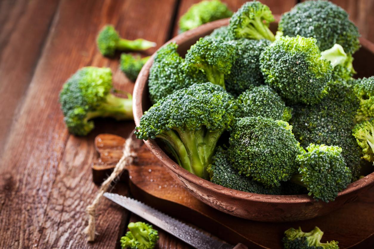 ต้านมะเร็ง บร็อคโคลี่ บร็อคโคลี่ สารอาหาร ประโยชน์ของบร็อคโคลี่ ผัก