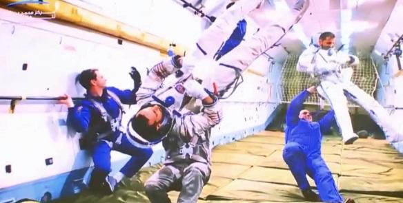 นักบินอวกาศ สหรัฐอาหรับเอมิเรตส์
