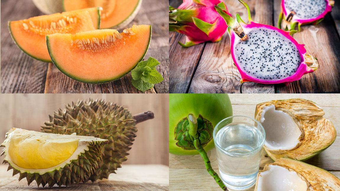 ผักผลไม้ โรคไต โรคไตวายเรื้อรัง โรคไตเรื้อรัง