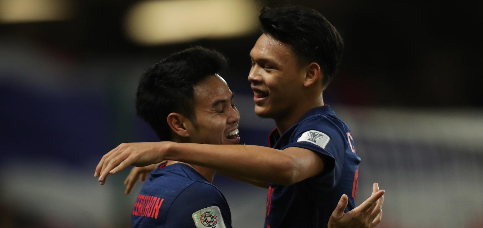 ทีมชาติไทย ฟีฟ่า เวิร์ล แรงกิง อันดับโลก