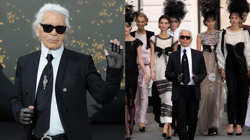 Chanel Karl Lagerfeld คาร์ล ลาเกอร์เฟลด์ ชาแนล ดีไซน์เนอร์