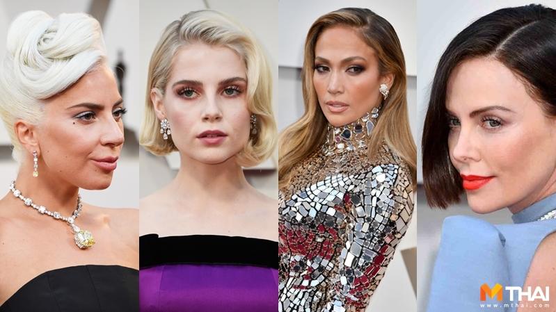 Oscar 2019 พรมแดง Oscar 2019 ลุคพรมแดง ลุคแต่งหน้า ลุคแต่งหน้าพรมแดง แต่งหน้าออกงาน