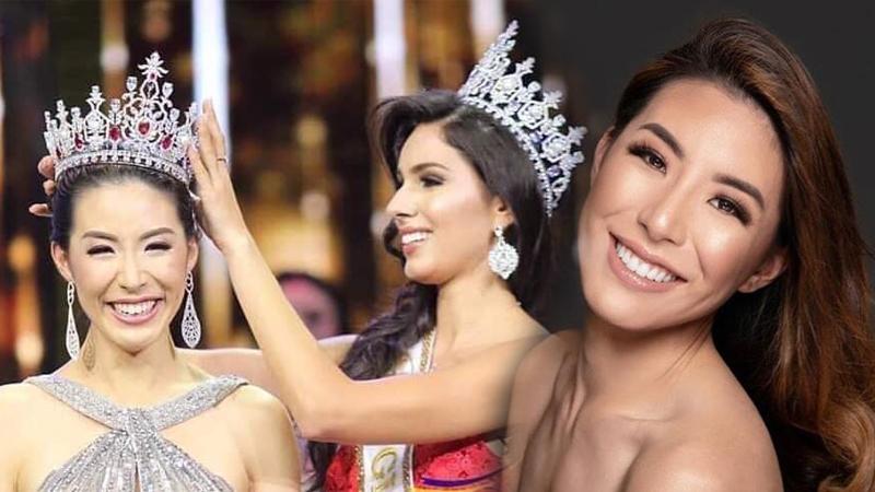Miss Global Miss Global 2018 นางสาวถิ่นไทยงาม 2561 ประกวดนางงาม มิสโกลบอล แผ่นฟิล์ม พมลชนก ดิลกรัชตสกุล