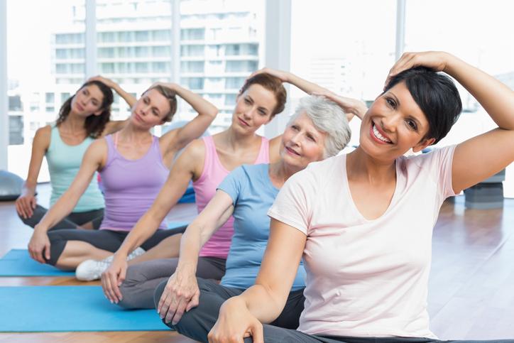 ท่าออกกำลังกาย ผู้ป่วยโรคไต ออกกำลังกาย โยคะ โรคไต