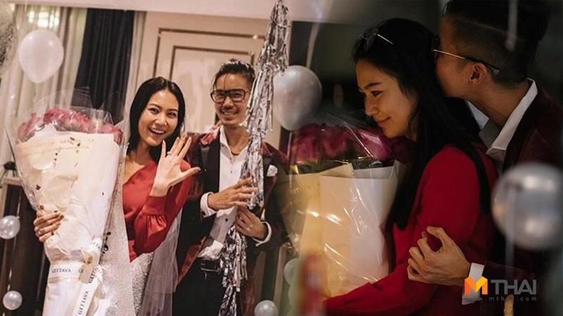 ขอแต่งงาน นิ้ง โศภิดา นิ้ง ขอแต่งงาน นิ้ง โศภิดา กาญจนรินทร์ นิ้งโศภิดา นิ้งโศภิดา ขอแต่งงาน มิสยูนิเวิร์สไทยแลนด์ มิสยูนิเวิร์สไทยแลนด์ 2018