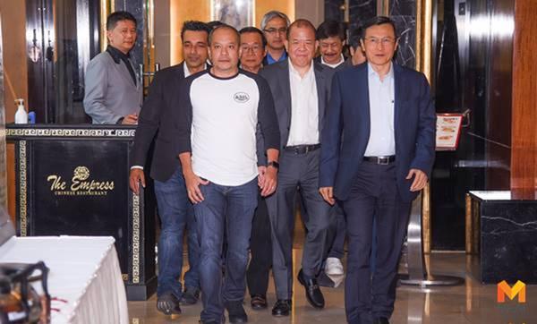 ทษช. ประชาธิปไตย พรรคไทยรักษาชาติ เลือกตั้ง62