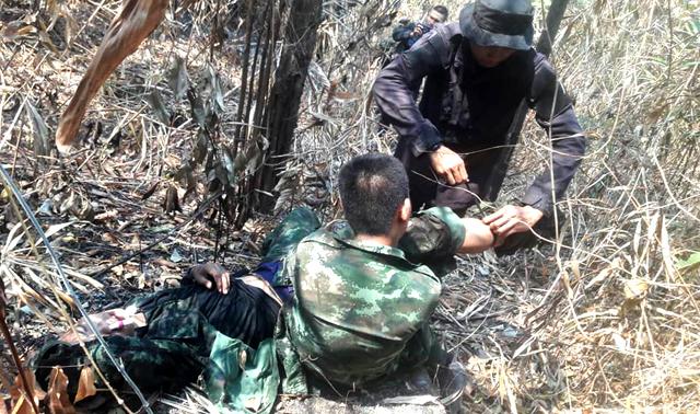 กองทัพบก กับระเบิด ข่าวสดวันนี้ ทหารเกณฑ์
