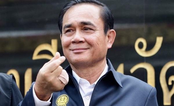 จัดตั้งรัฐบาล นายกรัฐมนตรี บิ๊กตู่ เลือกตั้ง62