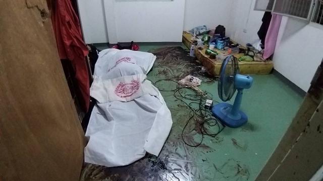ฆ่าปาดคอ ปราจีนบุรี รับจ้างเข็นผัก