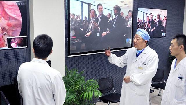 5G ข่าวจีน ข่าวสดวันนี้ คลื่นมือถือ ผ่าตัดสมอง