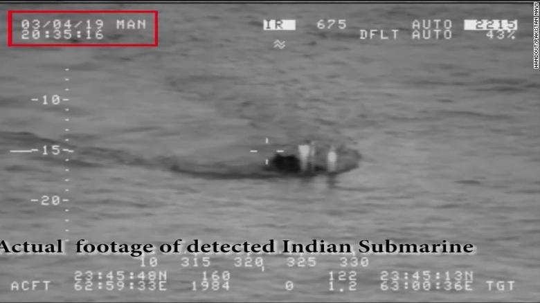 ข่าวสดวันนี้ ปากีสถาน อินเดีย เรือดำน้ำ