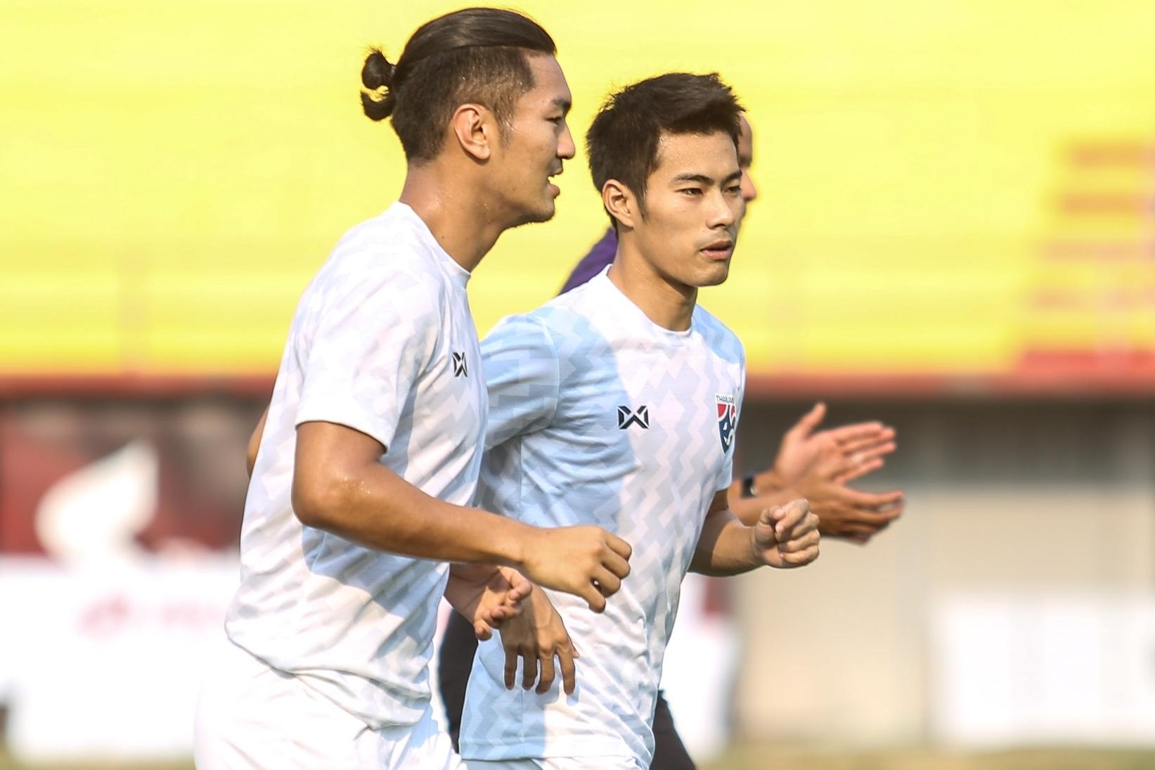 ทีมชาติไทย สารัช อยู่เย็น ไชน่า คัพ 2019