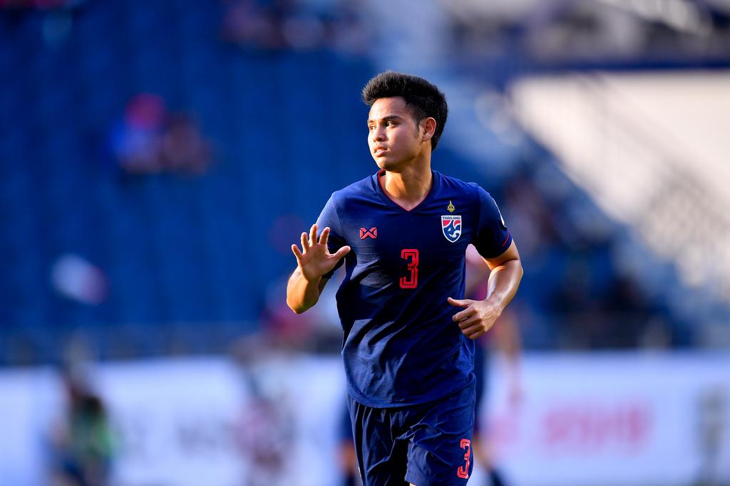 ทีมชาติไทย ธีราทร บุญมาทัน ไชน่า คัพ 2019