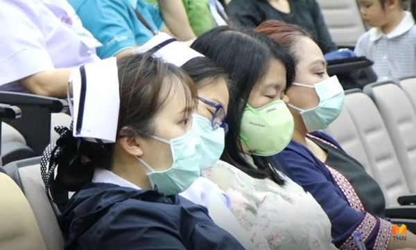 PM2.5 ฝุ่นละอองเกินค่ามาตรฐาน