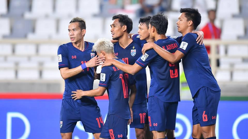 ทีมชาติไทย ไชน่า คัพ 2019