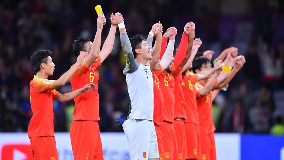 ทีมชาติจีน ทีมชาติไทย ไชน่า คัพ 2019