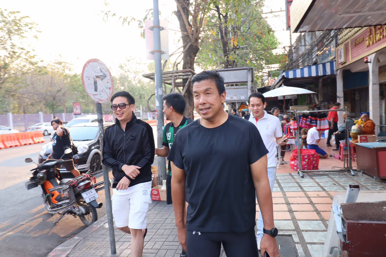 PM 2.5 ชัชชาติ สิทธิพันธุ์ ฝุ่นละออง พรรคเพื่อไทย เชียงใหม่