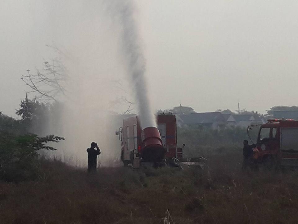 ฝุ่น PM2.5 ฝุ่นพิษ