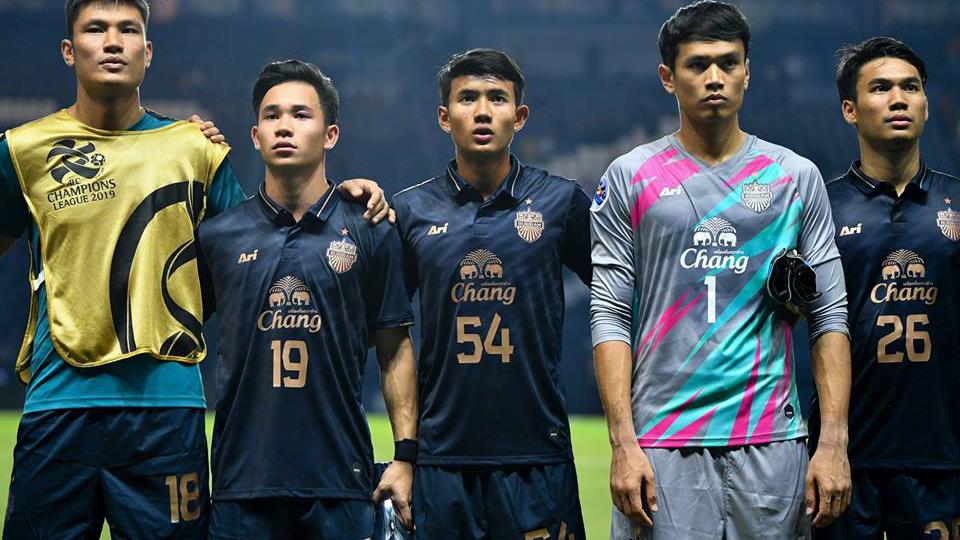 ทีมชาติไทย U23 บุรีรัมย์ ยูไนเต็ด ศุภณัฏฐ์ เหมือนตา สุภโชค สารชาติ ไทยลีก