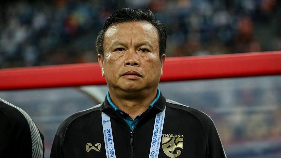 ทีมชาติอุรุกวัย ทีมชาติไทย ศิริศักดิ์ ยอดญาติไทย ไชน่า คัพ 2019