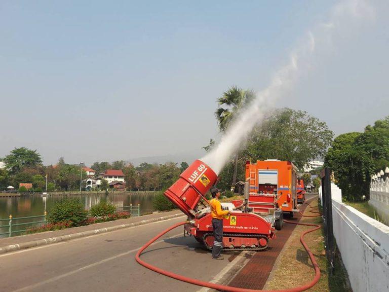 PM2.5 ฝุ่นพิษ ฝุ่นละออง