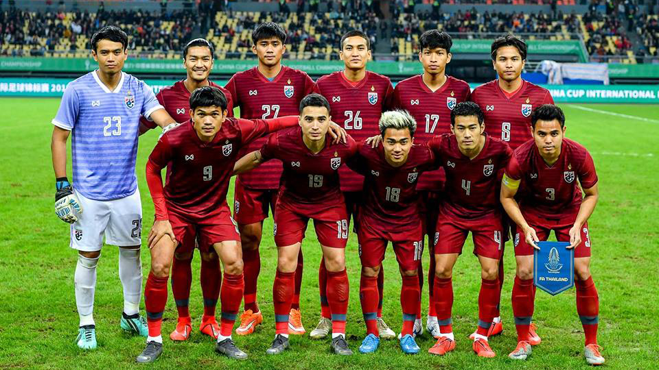 คิงส์คัพ ครั้งที่ 47 ทีมชาติไทย