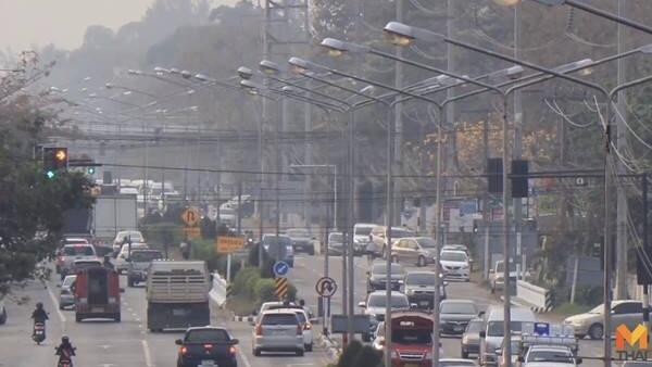 ค่าฝุ่นละออง ฝุ่น PM 2.5 ภาคเหนือ