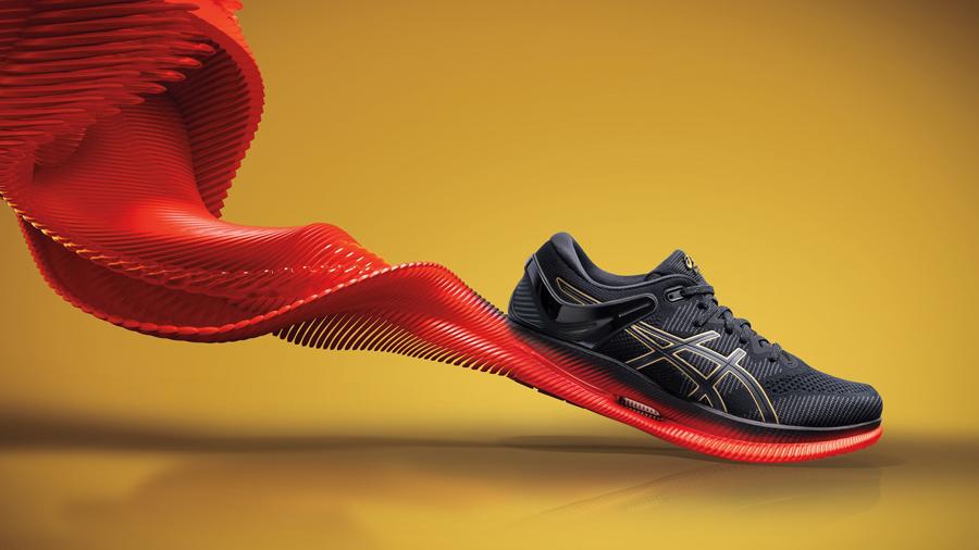 ASICS GUIDESOLE METARIDE running Sneaker รองเท้าวิ่ง สนีกเกอร์