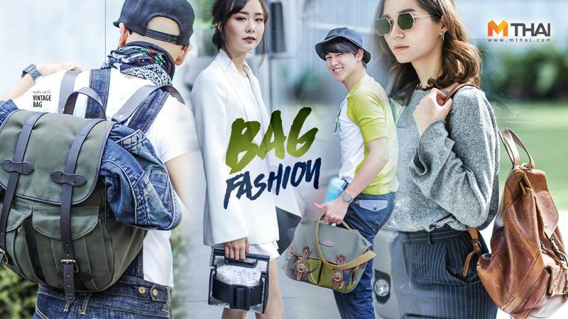Backpacks Bag Clutch Bags Shoulder Bags snap signature กระเป๋า กระเป๋าดารา แบรนด์