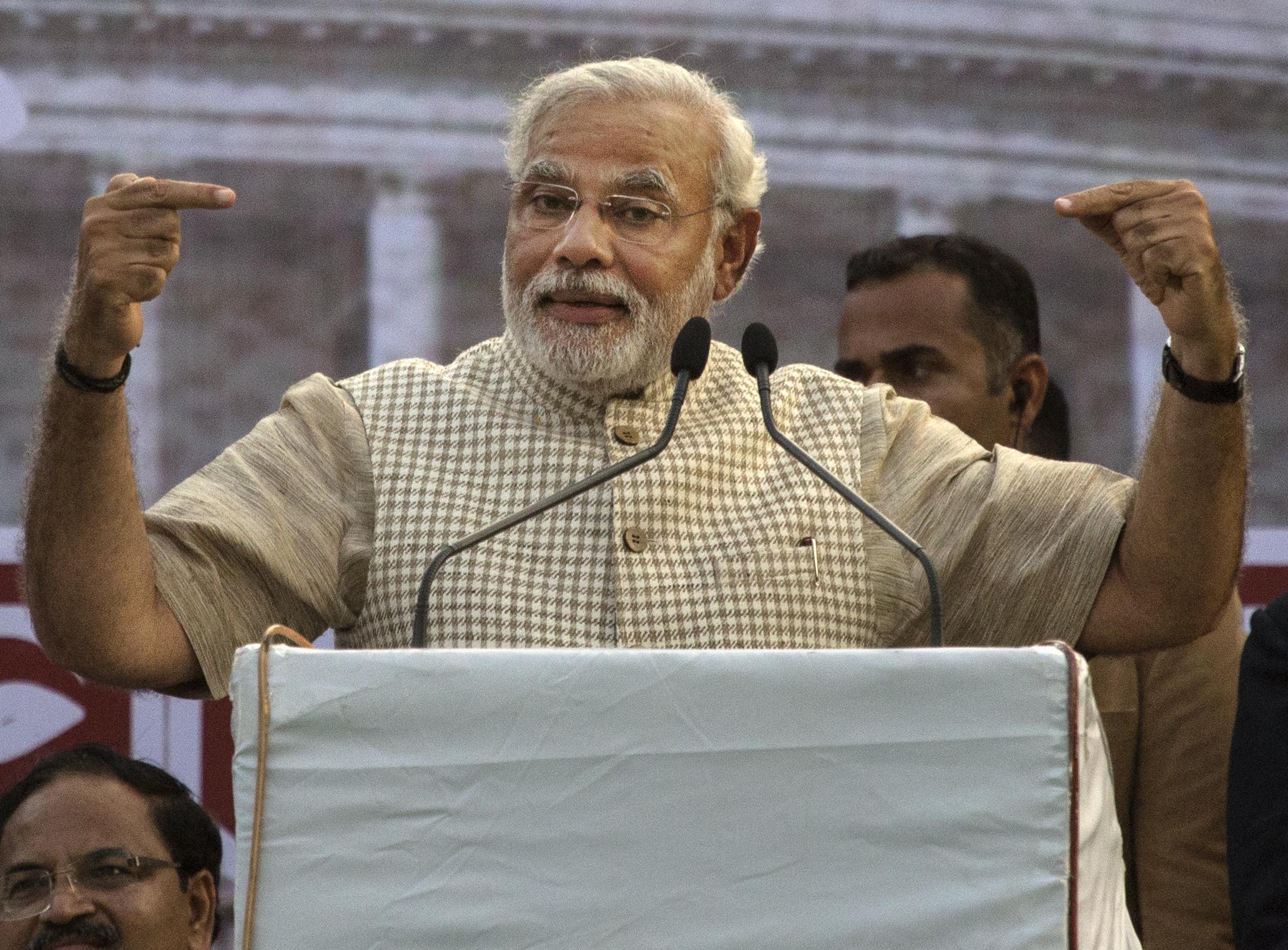 ข่าวสดวันนี้ อินเดีย เลือกตั้ง