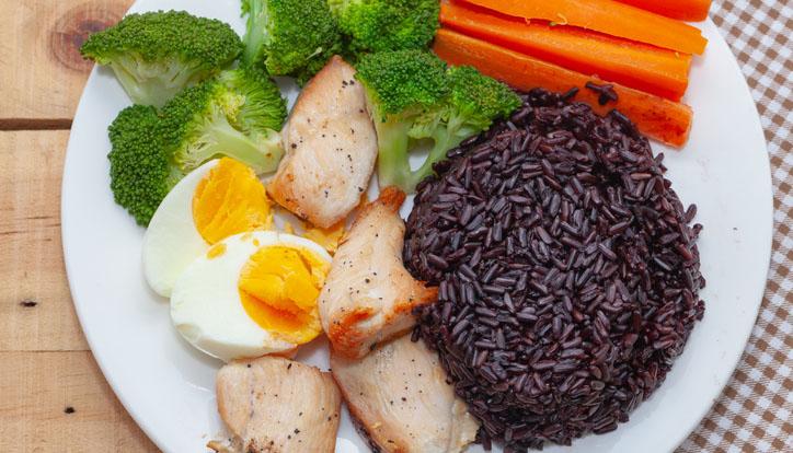 Clean food น้ำมันมะกอก น้ำมันรำข้าว อาหารคลีน เคล็ดลับอาหาร