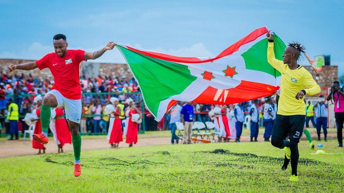 ทีมชาติกาบอง ทีมชาติบุรุนดี แอฟริกัน เนชั่นส์ คัพ 2019