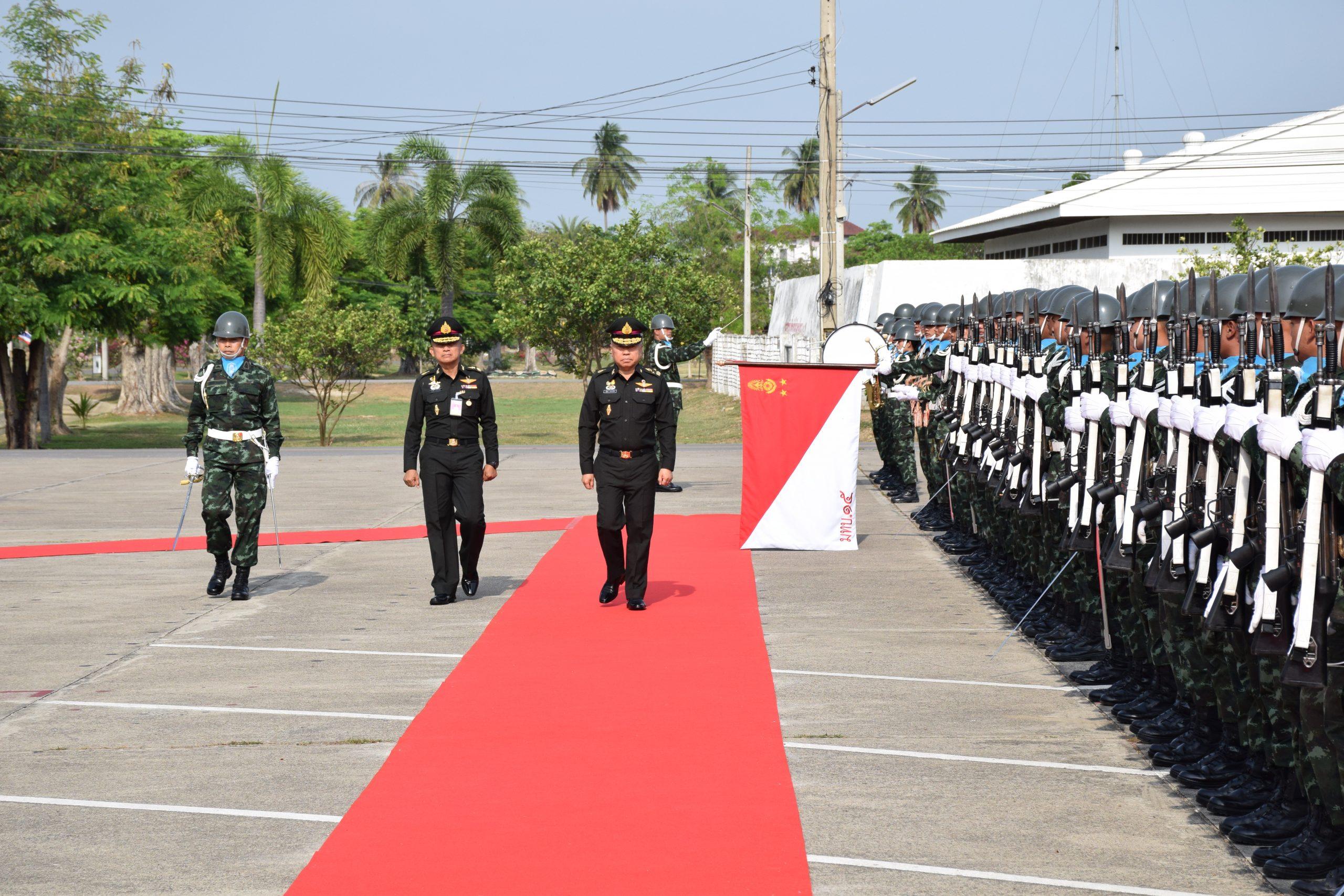 กองทัพบก วันสถาปนามณฑลทหารบกที่ 15 สถาปนา มทบ.15